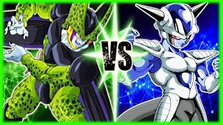 perfect-cell-vs-frost-first-form