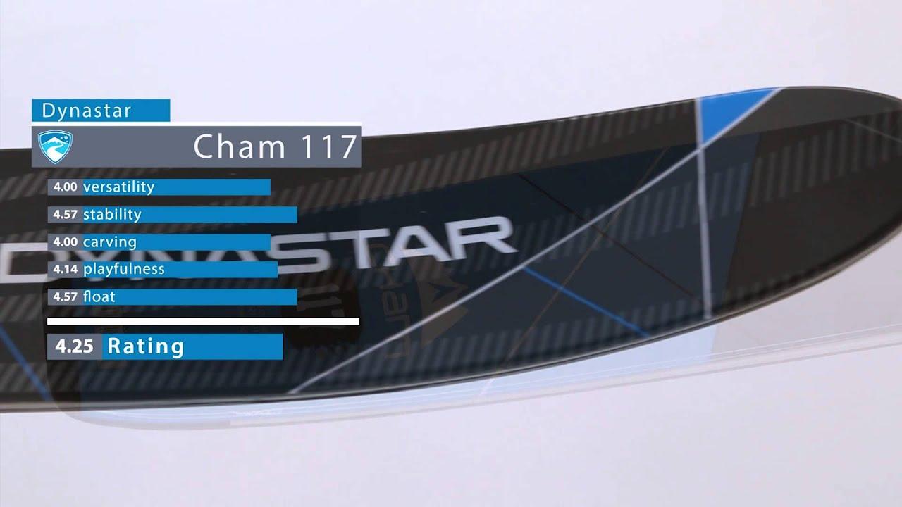 2015 Dynastar Cham 117