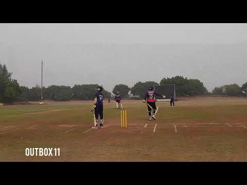Kings 11 Virar VS Outbox 11 T20 Cricket Match Highlights played on cricket ground in virar