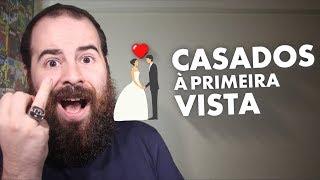 Casados à Primeira Vista -  Concorrentes do primeiro episódio