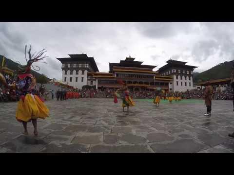 Where Tigers Fly and Dragons Thunder – Paro, Bhutan