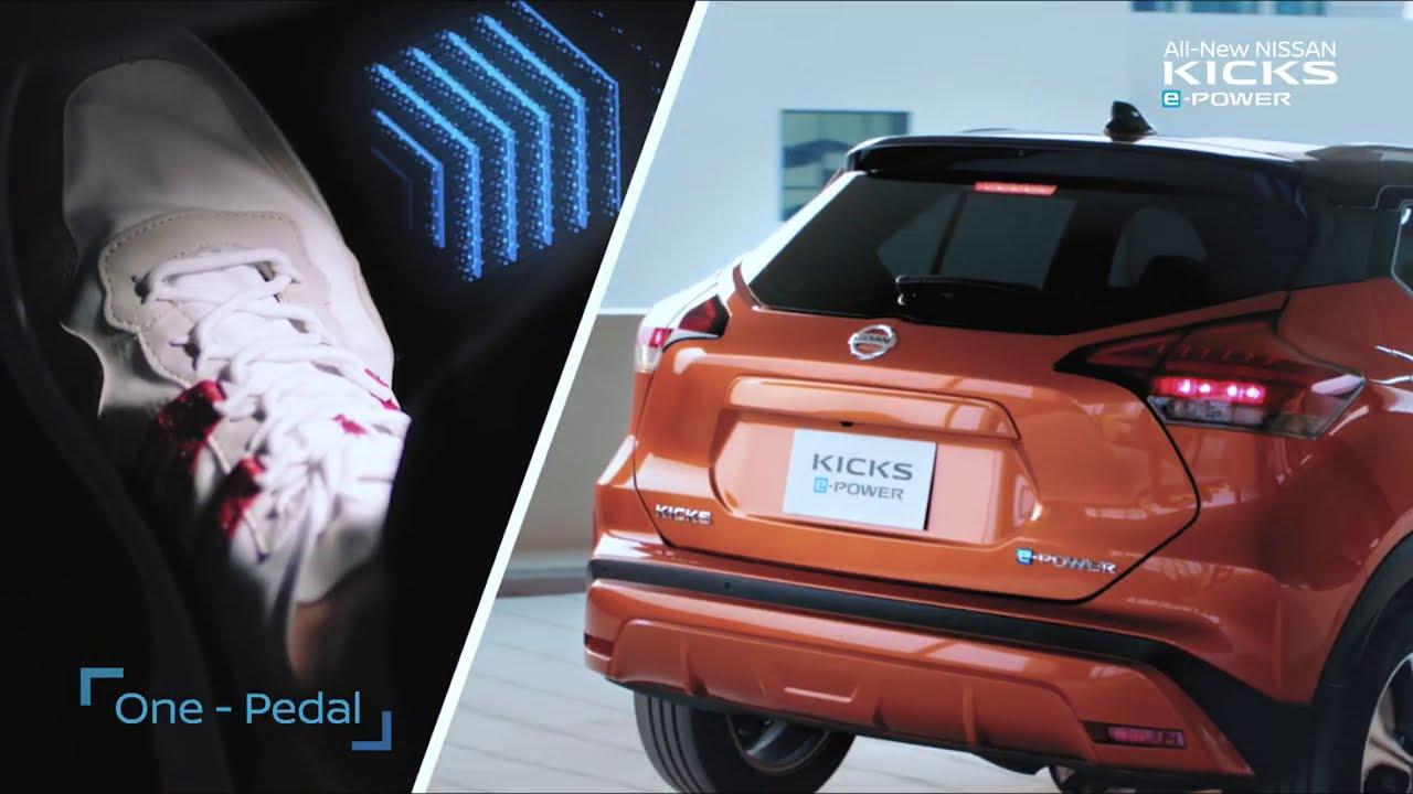Nissan Kicks Test Drive