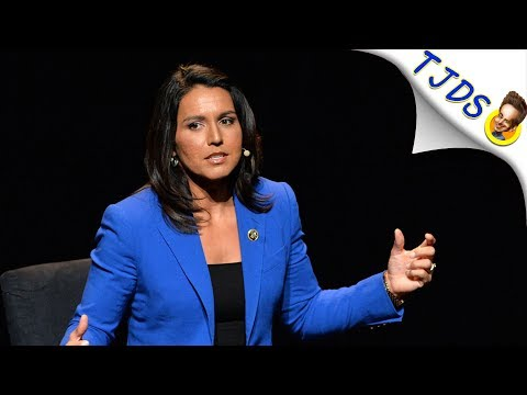 Tulsi Gabbard NOT Taking Lobbyist Money! Corporate Dem's Immediately Smear Her!