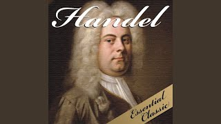 """Suite No. 1 in F Major, HWV 348 """"Water Music"""": VII. Hornpipe"""