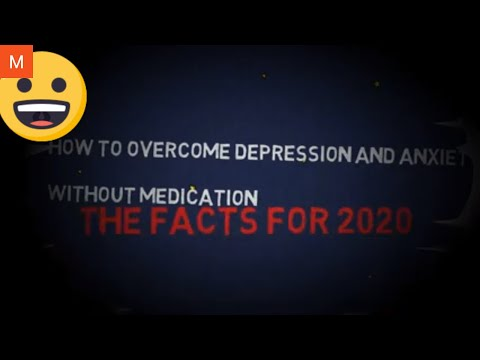 HOW TO CURE ANXIETY AND DEPRESSION NATURALLY THE FACTS