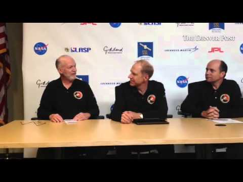 WATCH: Mars Maven Principal Investigator Bruce Jakosky explains the team effort in getting #MAVEN to