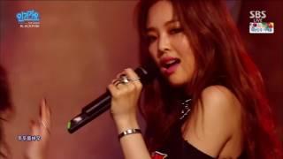 BLACKPINK   '붐바야BOOMBAYAH' 0814 SBS Inkigayo