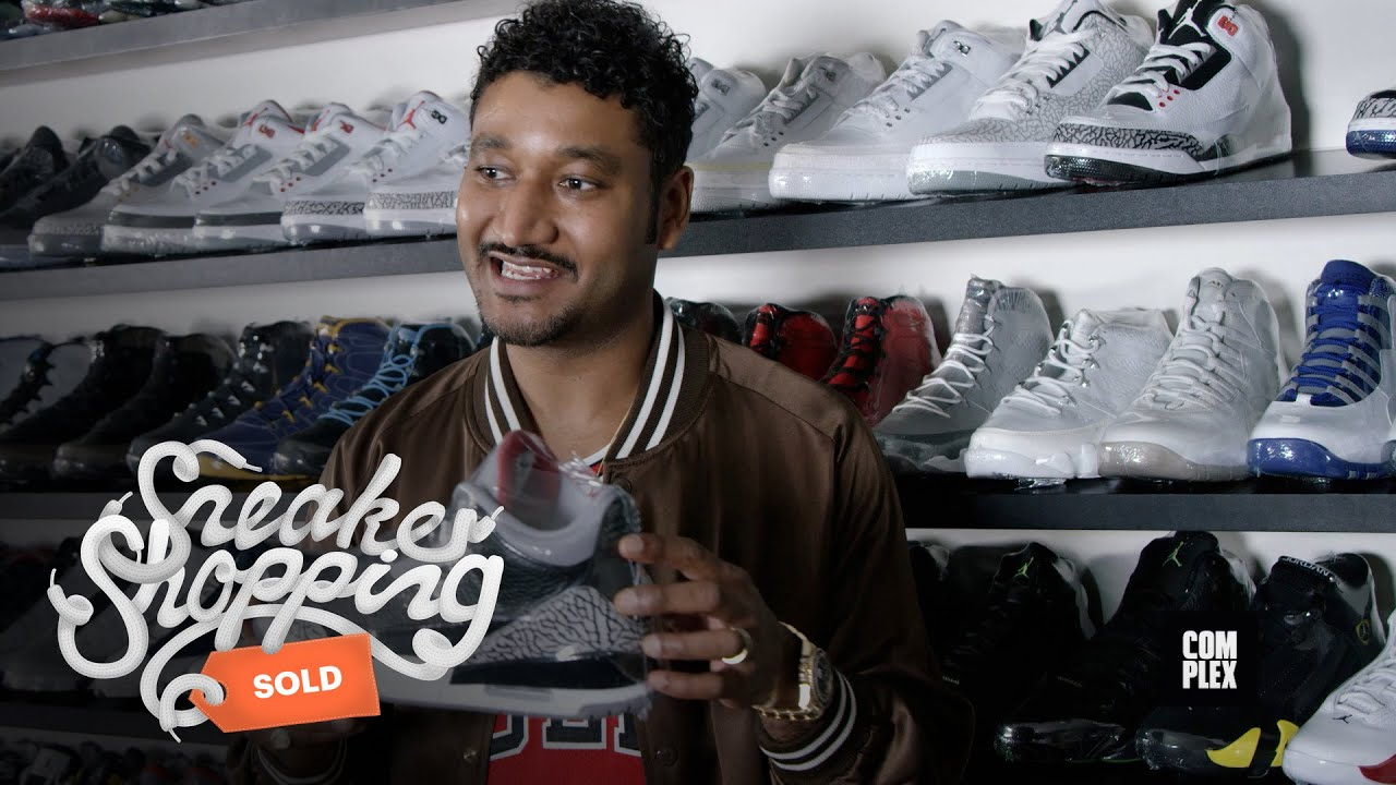 0ccafe3f5d3717 Don C Goes Sneaker Shopping with Complex - YouTube