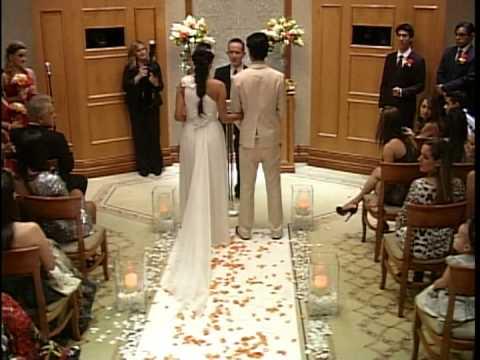 Las Vegas 2013 Casamento Gilda E Shemai