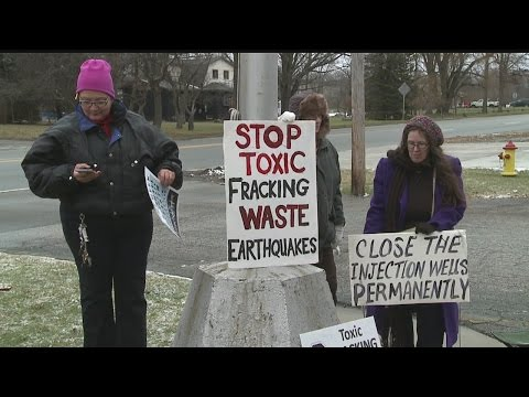 Anti-fracking group continues fight 5 years after Valley quake