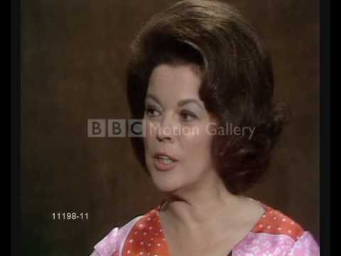 Shirley Temple on the Parkinson show  June 1972