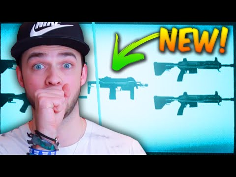 BLACK OPS 3 NEW WEAPONS FOUND!