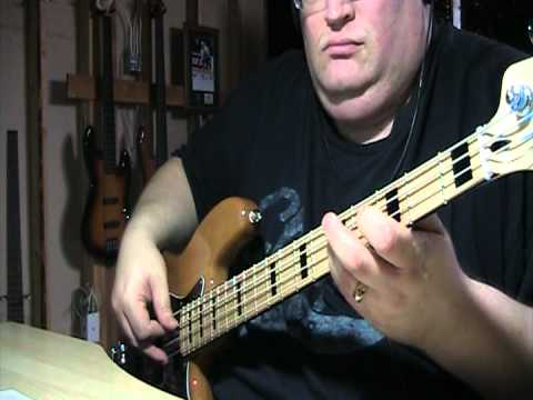 Creedence Clearwater Revival Have You Ever Seen The Rain Bass Cover with Notes & Tablature