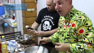 Cooking Pad See Ew Gai (fried Noodles W/ Chicken) With Steve's Kitchen