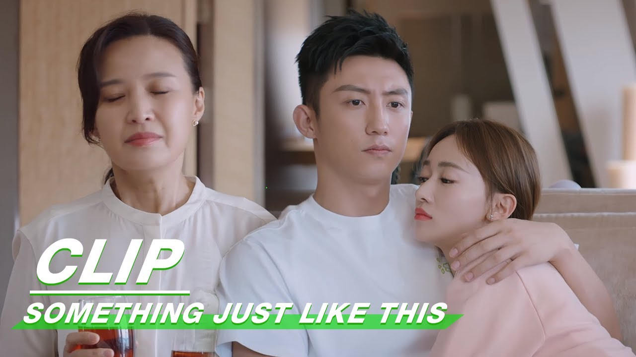 Download Clip: Johnny Huang's Mother Knows Their Relationship | Something Just Like This EP42 | 青春创世纪 | iQIYI