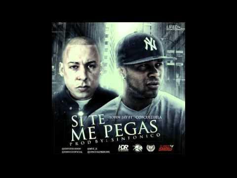 Si Te Me Pegas - Cosculluela Ft John Jay ReggaetonNew