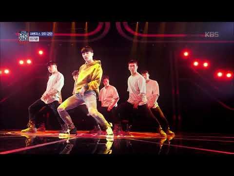 댄싱하이 - 댄싱하이 코치 군단 특별 무대! 이승훈, 호야, 이기광, 저스트절크, 리아킴 20180907