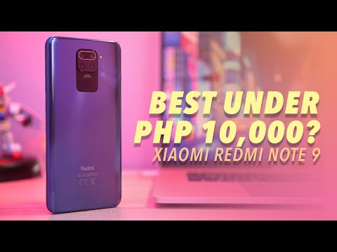 Xiaomi Redmi Note 9 Unboxing & Hands-On Review