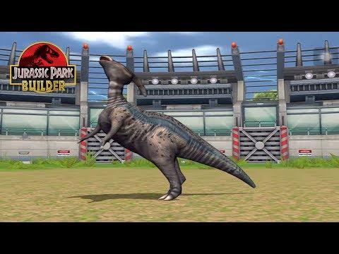 THE POWER of PARASAUROLOPHUS: Jurassic Park Builder - IOS Gameplay #6