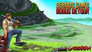 Serious Sam's Bogus Detour : Обзор игры - Первый взгляд. ( Инди Игры)