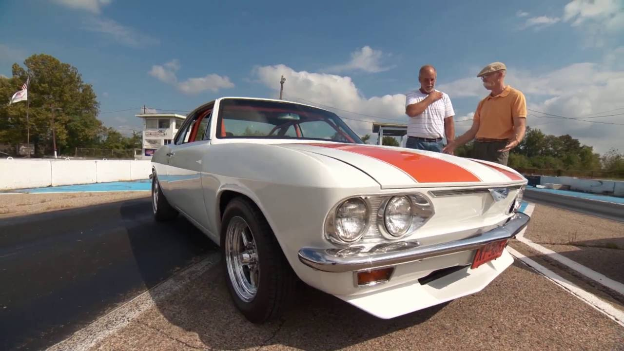 V Corvair Drag Cars SE YouTube - My classic car