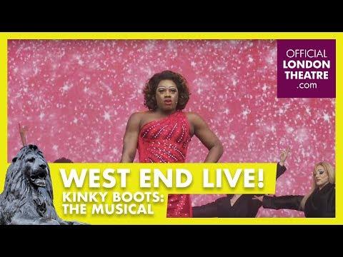 West End LIVE 2017: Kinky Boots