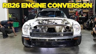 Download 240Z - RB26 Engine Conversion [PART 1] Mp3 and Videos