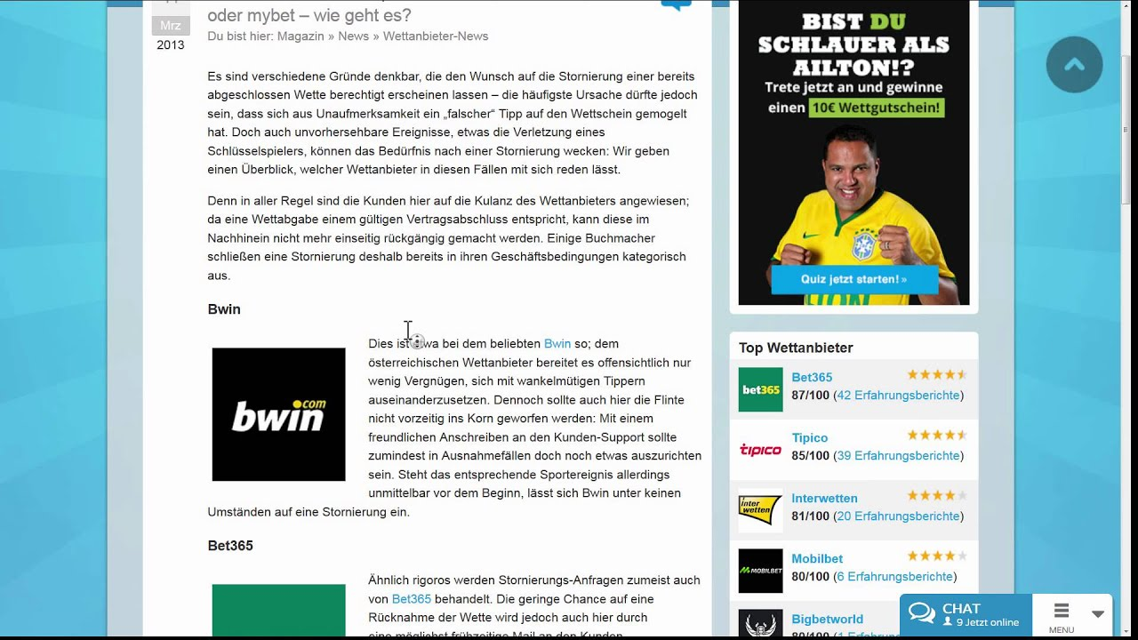 tipico oder bwin
