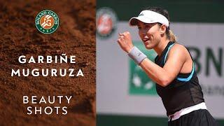 Beauty Shots #4 - Garbiñe Muguruza | Roland-Garros 2019