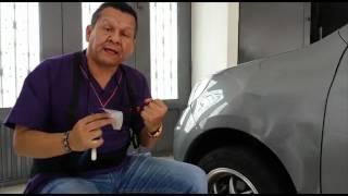 DENT MASTER. Reparar, arreglar, remover, sacar golpes sin pintar en vehículos / autos