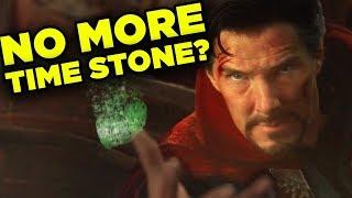 Doctor Strange Endgame Crisis: TIME STONE Gone? | Inside Marvel