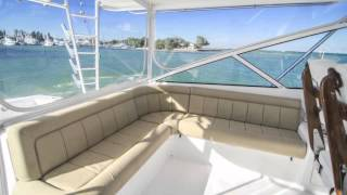 2007 52 Viking Open Yacht