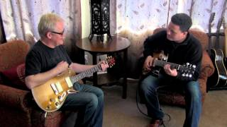 Improvisation Guitar Lesson w. Tim Pierce