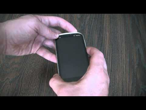 How To Hard Reset An HTC Sensation Smartphone