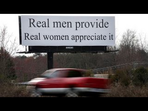 Mysterious 'women appreciate' billboard stokes outrage