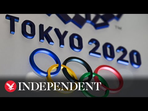 Live: Tokyo 2020 Olympics committee hold news conference