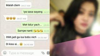 Percakapan Whatsapp sama Cewe Cuantik Pemandu Karaoke Bandungan Semarang