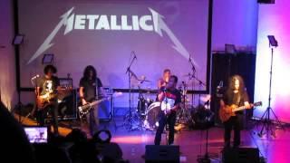 2015   Roxx Metallica Tribute   Welcome Home Sanitarium
