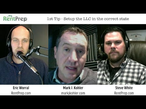 Should I Create An LLC For My Rental Property | Podcast #180