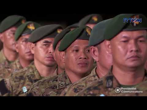 Talk to Troops of the Special Operations Command (SOCOM) (Speech) 11/22/2017