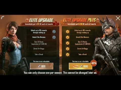 Download Get Elite Royal Pass Of Season 5 Only At 40 Rs Pubg