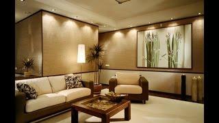 Гостинная в Японском стиле. Интерьер_комнаты.