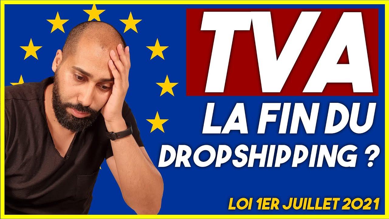 Loi 1er juillet TVA : la fin du Dropshipping ? [ بالدارجة]