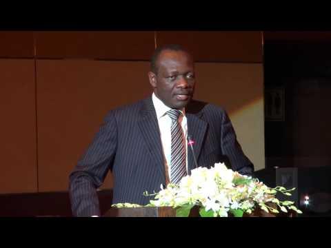 2016-10-19 Dr. Michel Kenmogne remarks at MLE5