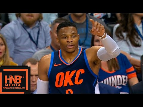 Oklahoma City Thunder vs Sacramento Kings 1st Qtr Highlights | 10.21.2018, NBA Season
