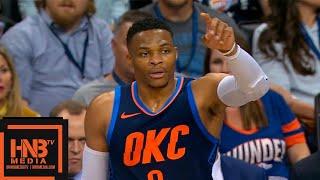 Oklahoma City Thunder vs Sacramento Kings 1st Qtr Highlights   10.21.2018, NBA Season