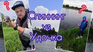 Ловля плотвы в июне на поплавочную удочку Рыбалка на озере
