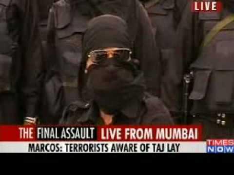 MUMBAI TERROR ATTACKS - Terrorists were aware of Taj layout - Commandos