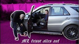 Mercedes ML spuckt FEHLERCODES | (Motor im Notlauf)