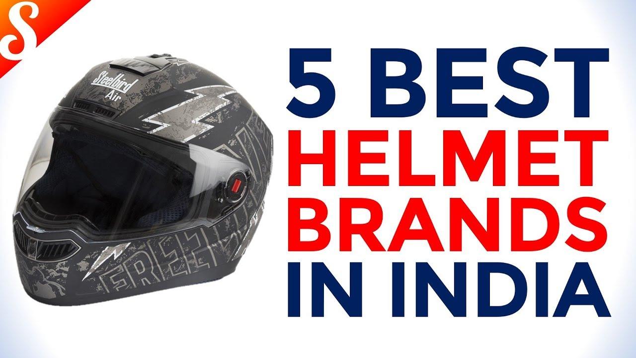 Motorcycle Helmet Brands >> 5 Best Helmet Brands In India With Price